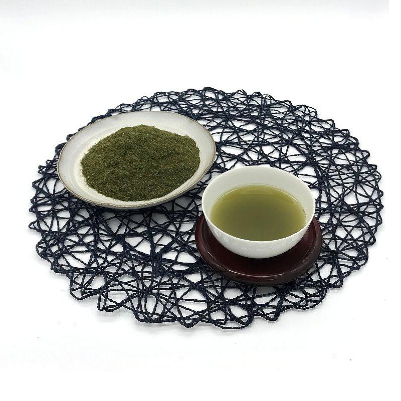 特選粉茶 200g   総額3780円以上で全国送料無料 静岡茶 粉茶
