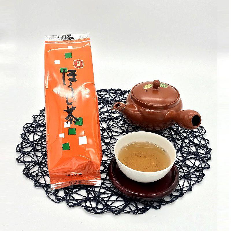 特選ほうじ茶 100g 大きめ常滑急須550ml 1つ 【ネット限定特別商品!】 セット スタートセット  カフェインレス 焙じ茶
