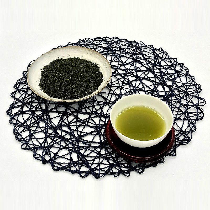 特選深蒸し茶 100g 【5本までゆうパケット(メール便)対応】 熟練の茶師がブレンドした本物のおいしい深蒸し茶をお届け!  静岡茶 一番茶