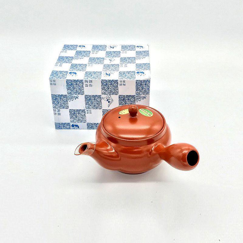 常滑急須(550ml)  茶器 急須 常滑 茶道具