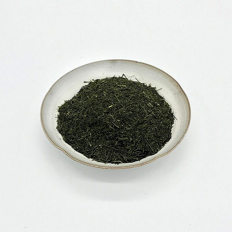 深蒸し茶 華 100g (旧特上深蒸し)  【5本までゆうパケット(メール便)対応】  熟練の茶師がブレンドした本物のおいしい深蒸し茶をお届け! 静岡茶 緑茶 カテキン 一番茶