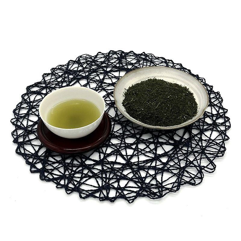 深蒸し茶 100g 【5本までゆうパケット(メール便)対応】  熟練の茶師がブレンドした本物のおいしい深蒸し茶をお届け!  静岡茶 牧之原茶