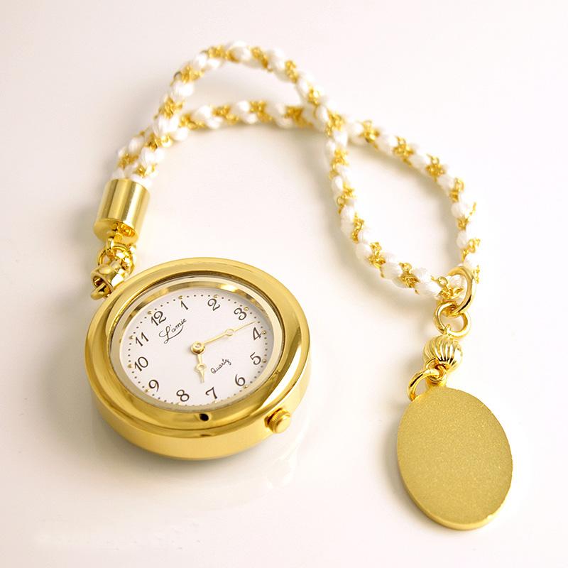 京七宝 懐中時計