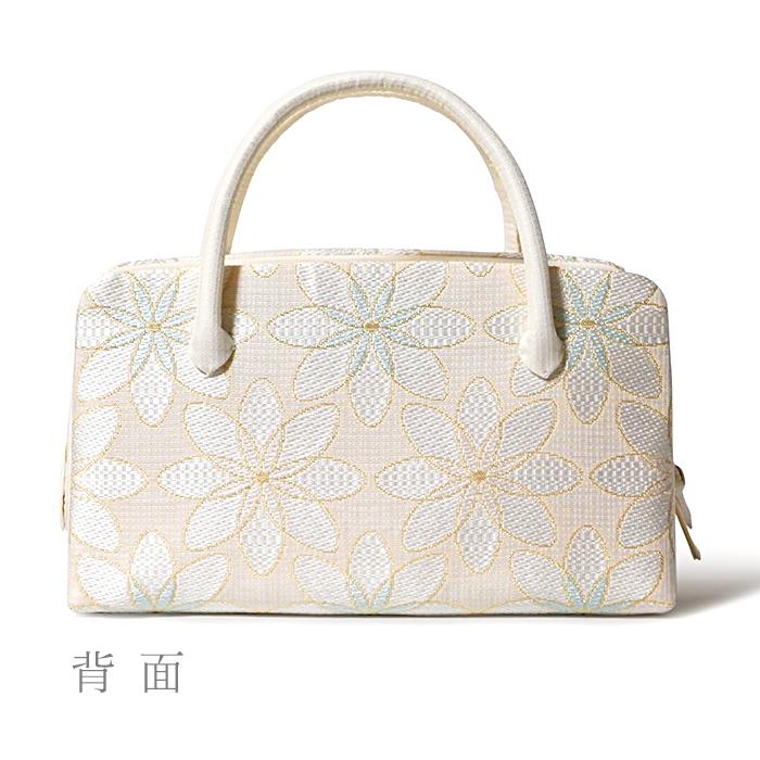 夏の葵バッグ「八花」(小)