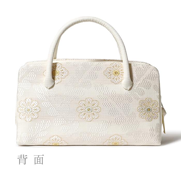 夏の葵バッグ「伊太利小花」(中・小)