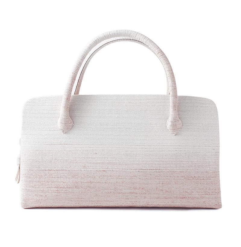 葵バッグ「彩ぼかし」ピンク(小)