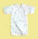 赤ちゃん用ガーゼ肌着(長下着)「りんりん」