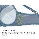 【グラマープリンセス】しっかりホールド・美胸キーパー3/4カップブラ(ハイカバレッジタイプ)(グレー/ブラック)ブラジャー 大きいサイズ ブラ 女性下着 ランジェリー プラスサイズ 下着 美胸 Eカップ Fカップ Gカップ Hカップ アンダー 85 90 95 100 105