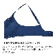 【B70〜F80】デコルリッチブラ(ブルー/ライトグレー) ブラジャー ブラ 女性下着 ランジェリー 谷間 盛れる 盛る 下着 美胸 Bカップ Cカップ Dカップ Eカップ Fカップ アンダー 70 75 80 85  ワイヤーブラ