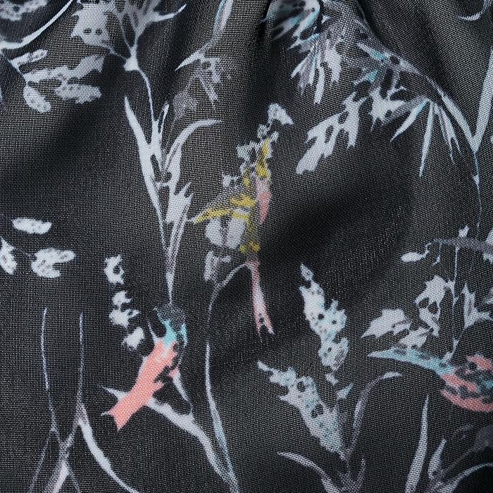 【タイニープリンセス】ボリュームアップ・丸胸メイクアップペアショーツ(ピンク/ブラック)