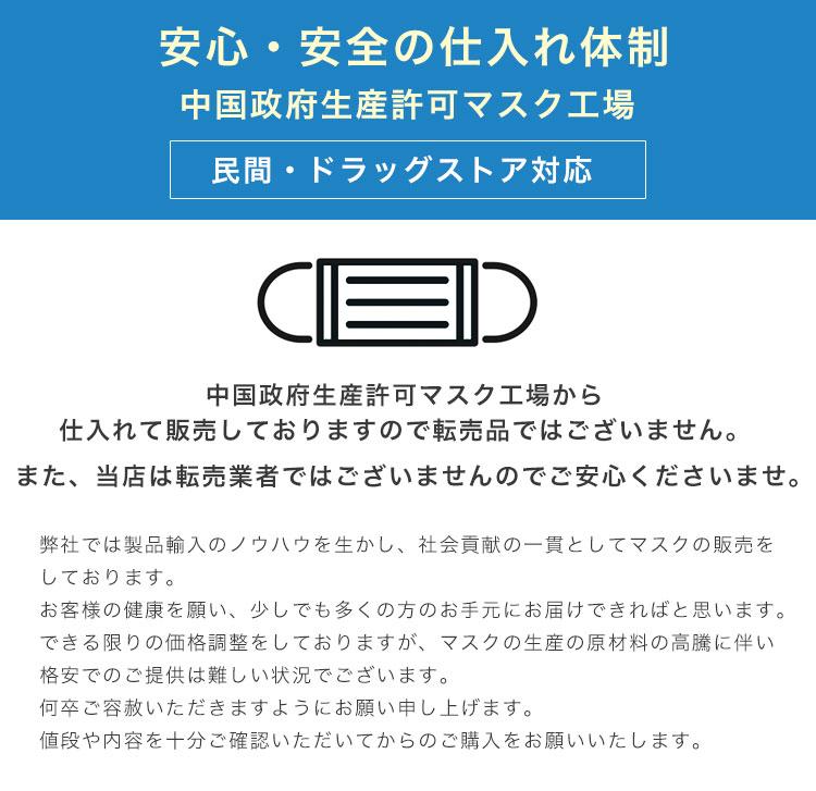 【1〜2営業日発送】不織布マスク(小さめサイズ)3層タイプ50枚入りBOX