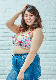 【グラマープリンセス】花柄ノンワイヤーモールドブラジャー(ブラック/アイボリー) ノンワイヤー ブラジャー 大きいサイズ 3L 4L 5L ブラ 女性下着 ランジェリー 美胸 プラスサイズ ワイヤレス 楽 ラク 楽ちん