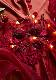 【タイニープリンセス】ボリュームアップ・丸胸メイクアップペアショーツ(ワインレッド/グリーン) スタンダードショーツ パンティー S M 下着 レディース 女性 パンツ パンティ レディースショーツ ショーツ