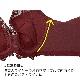 【B70〜H105】スマートラインブラ(ワイン/アイボリー)ブラジャー ブラ 女性下着 ランジェリー 着やせ スタイルアップ 補整 脇肉 下着 美胸 Bカップ Cカップ Dカップ Eカップ Fカップ Gカップ Hカップ アンダー 70 75 80 85 90 95 100 105 ワイヤーブラ  大きいサイズ ブラ