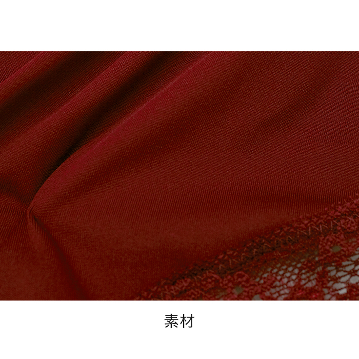 【M〜10L】スマートラインブラペアショーツ(ワイン/アイボリー)ショーツ パンツ パンティ 女性下着 ランジェリー 下着 レディースショーツ M L LL 3L 4L 5L 6L 8L 10L 大きいサイズ プラスサイズ