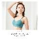 【M〜3L】Relaxina bra(テラコッタ/モーヴ/グリーン/ブラック)ノンワイヤーブラ 成型 女性下着 ランジェリー 下着 M L LL 3L ナイトブラ デイリー ヨガ スポーツ スポブラ マタニティ リラックス シームレス 夜用 大きいサイズ プラスサイズ