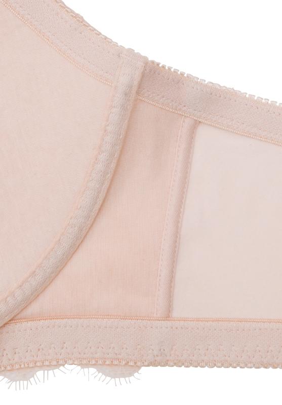 【グラマープリンセス】ミニマイザーワイヤーブラジャー(ブラック/ベージュ) 小さく見せる ブラ ブラジャー 胸を小さく見せるブラ 大きいサイズ 下着 E85 E90 E95 F85 F90 F95 G85 G90 G95 プラスサイズ 総レース 綿
