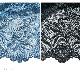 【タイニープリンセス】レーシィショーツ(サックス/ブラック) ショーツ パンツ パンティ 小さいサイズ 女性下着 ランジェリー S M かわいい 総レース