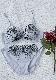【izumiBODYLABO】寄せる綿ブラ&ショーツセット(ワイン/ターコイズ/グレー/ブラック) ブラジャー 美胸 谷間 3/4カップ  下着 Bカップ Cカップ Dカップ Eカップ アンダー 70 75 ワイヤーブラ Fカップ 女性下着 ランジェリー