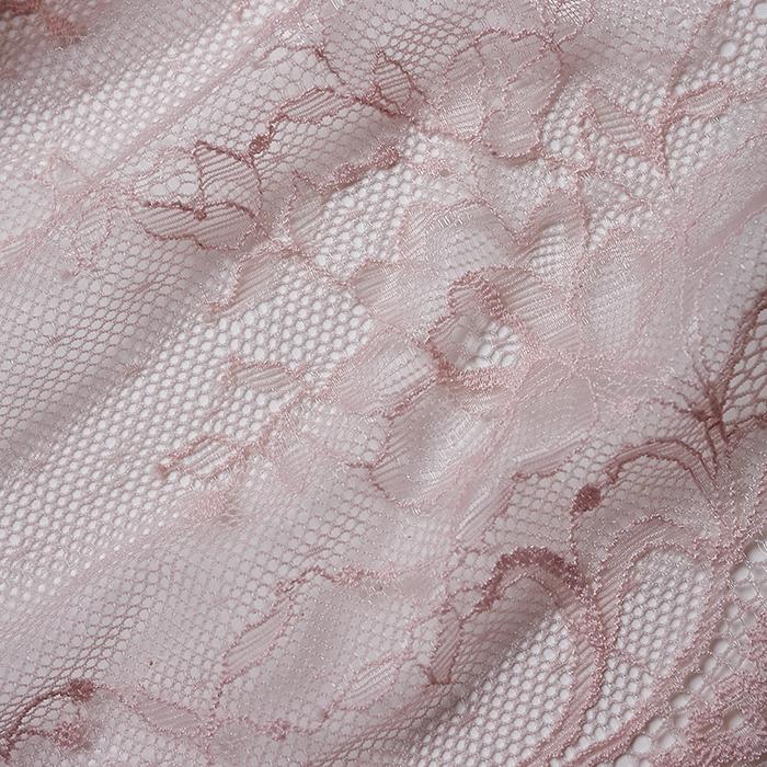 【グラマープリンセス】しっかりホールド・美胸キーパーペアショーツ(サックス/ピンク)