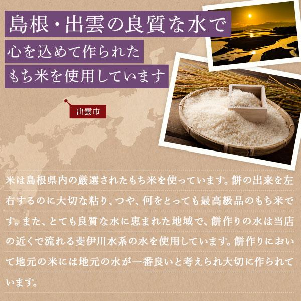 糸賀製餅店 ふるさとの味 笹巻き 20本【送料込】