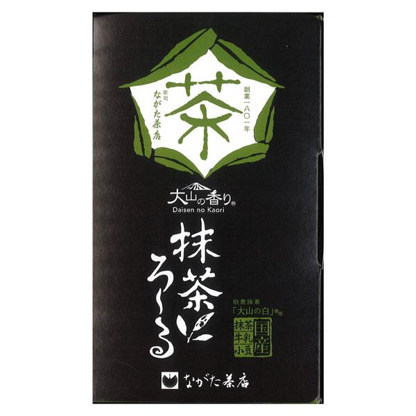 大山の香り純生抹茶ろ〜る 長田茶店