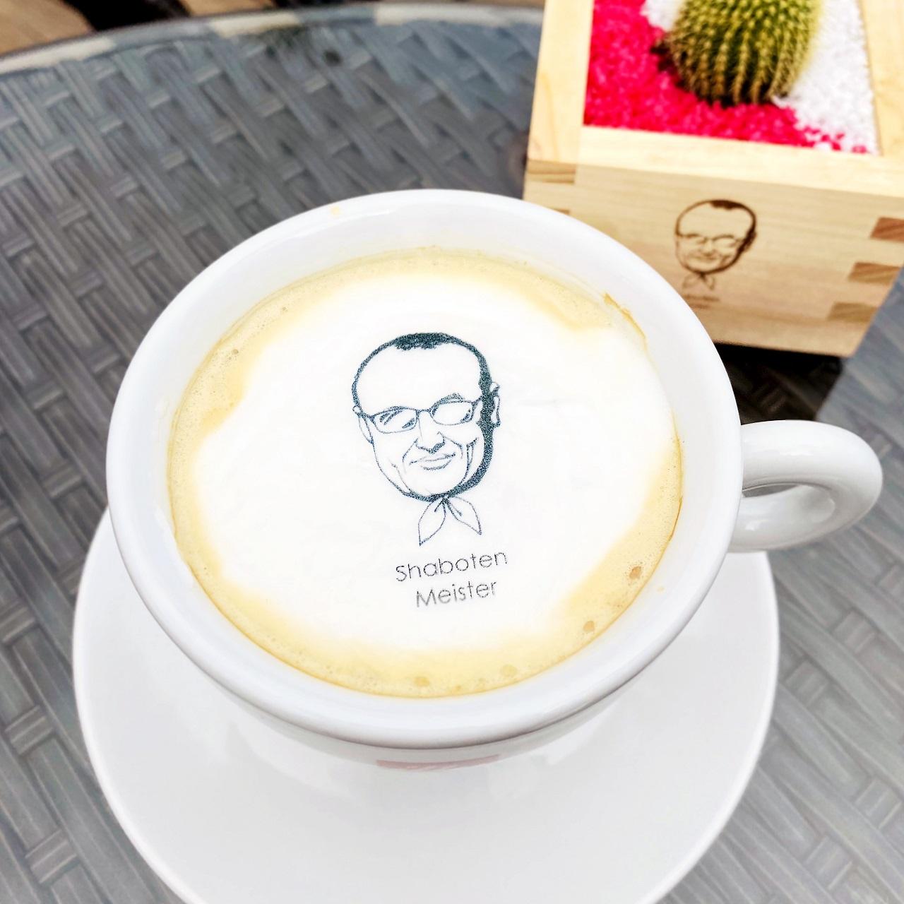 【リニューアルオープン記念】 サボテンのプロ 真鍋さんプロデュース 枡入りミニサボテン & PATON 琥珀糖 スペシャルセット