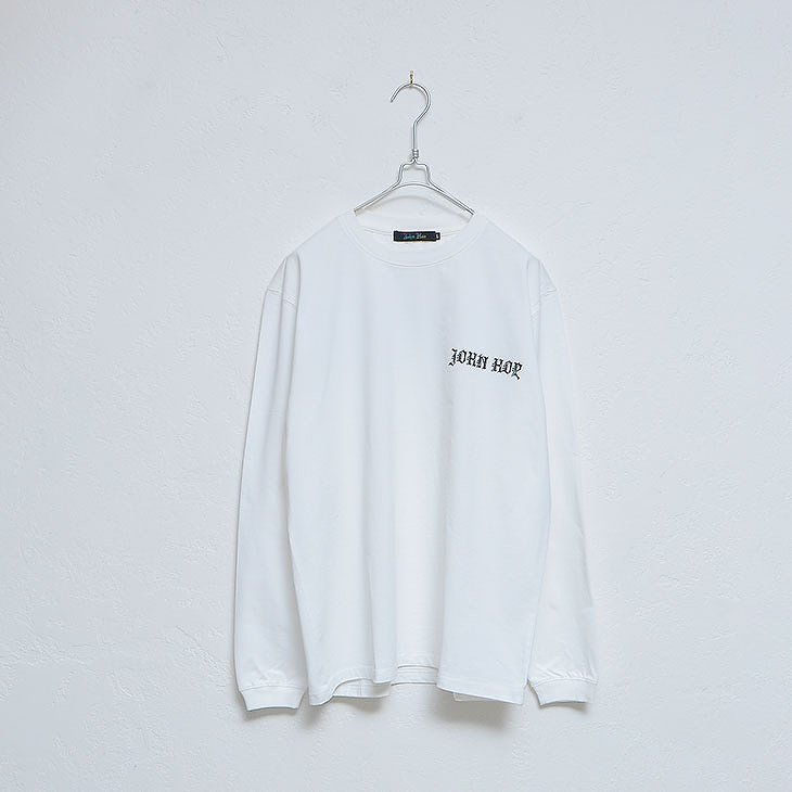 Back logo Long Sleeve T-Shirt
