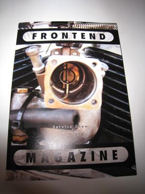 FRONTEND MAGAZINE Vol,12