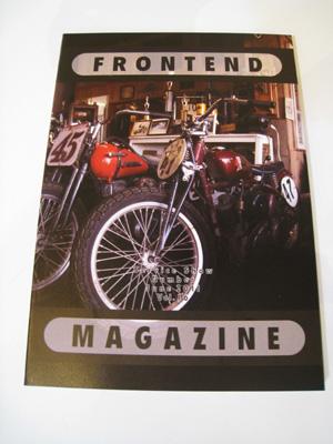 FRONTEND MAGAZINE Vol.16