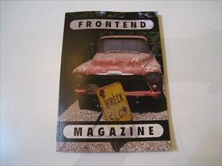 FRONTEND MAGAZINE Vol.23~27