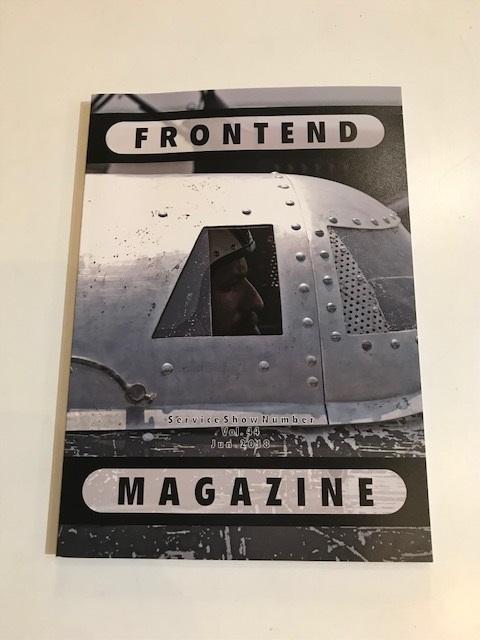 FRONTEND MAGAZINE Vol.44
