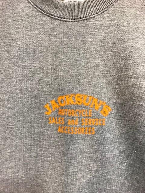 JACKSUNS SWEAT SHIRTS KNUCKLE