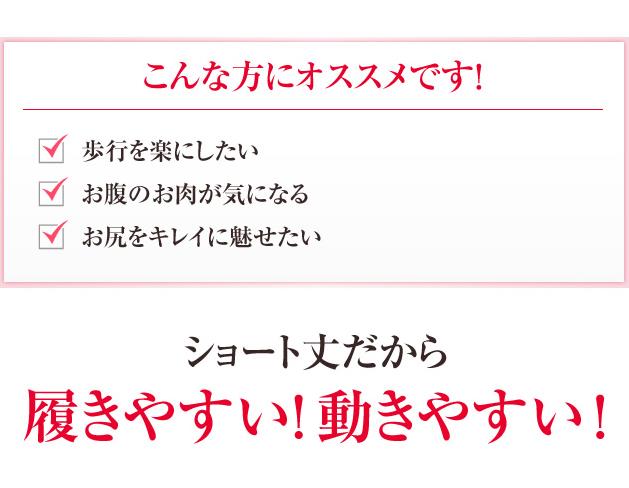 綿ショートガードル【股関節サポート】ノーマスーリール ジャコンヌ