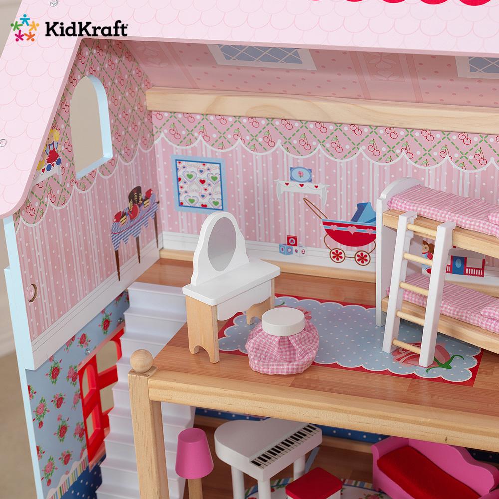 KidKraft(キッドクラフト) チェルシードールコテージ 【正規品】