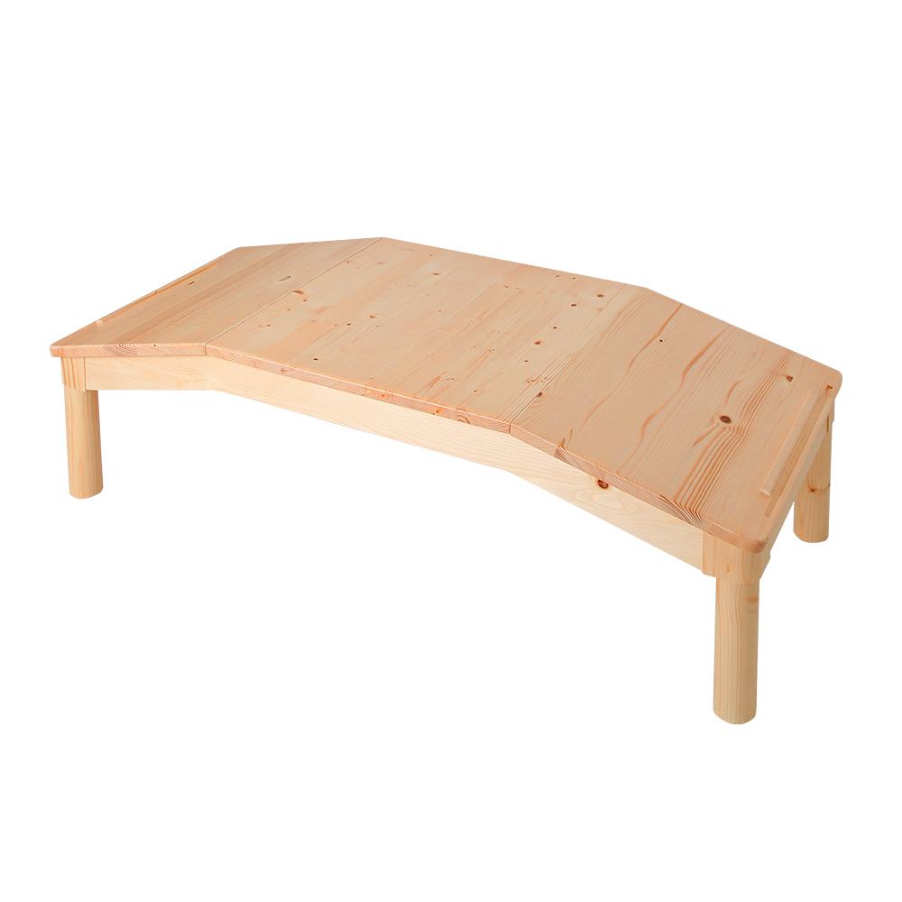 【アウトレット】 天然木シリーズ テーブル