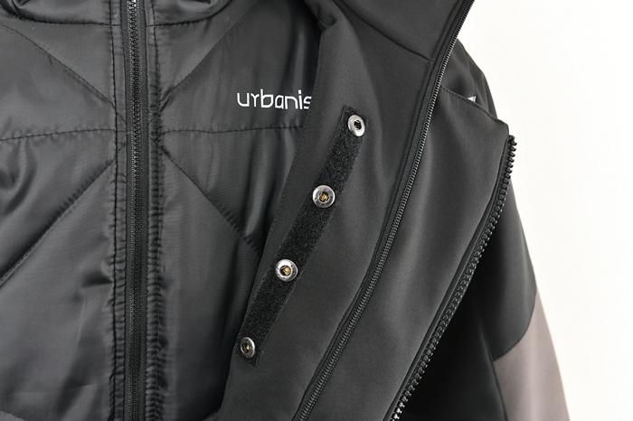 シティライドソフトシェルジャケット【2019-2020 秋冬】 urbanism UNJ-070 (メンズ)