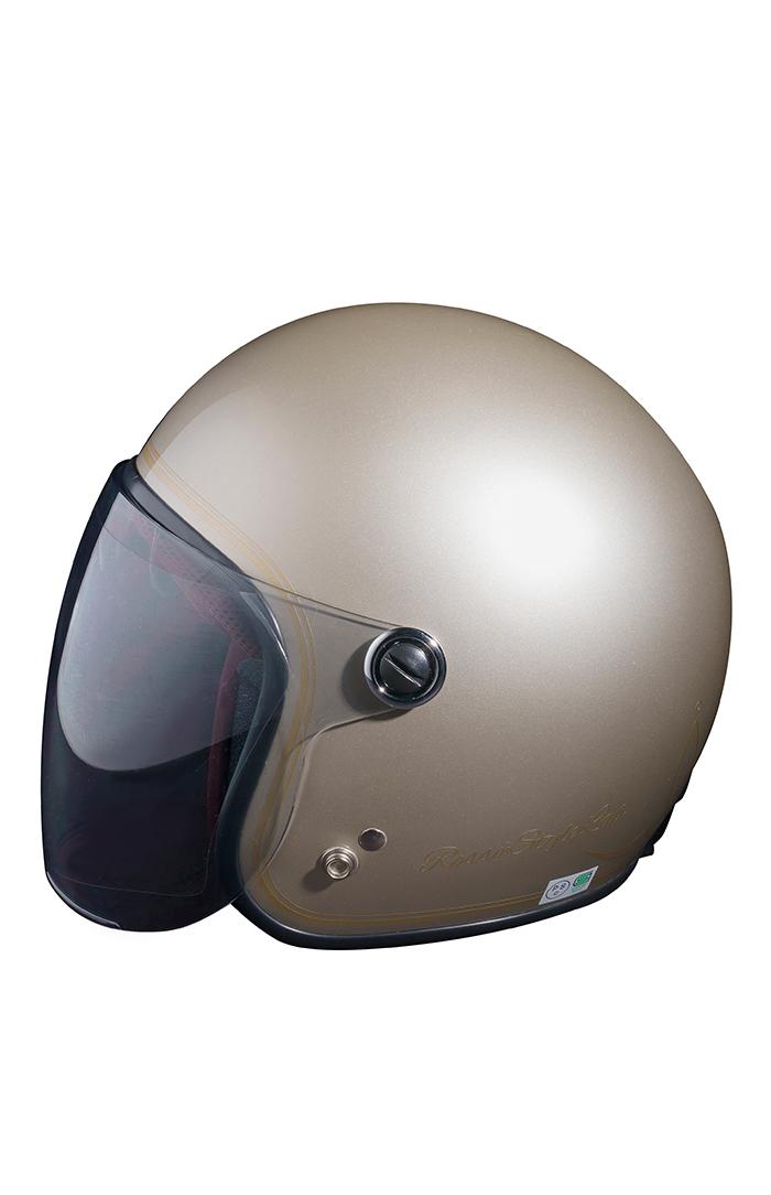 ジェットヘルメット CLASSIC 【オールシーズン】 Rosso ROH-506 (レディース)