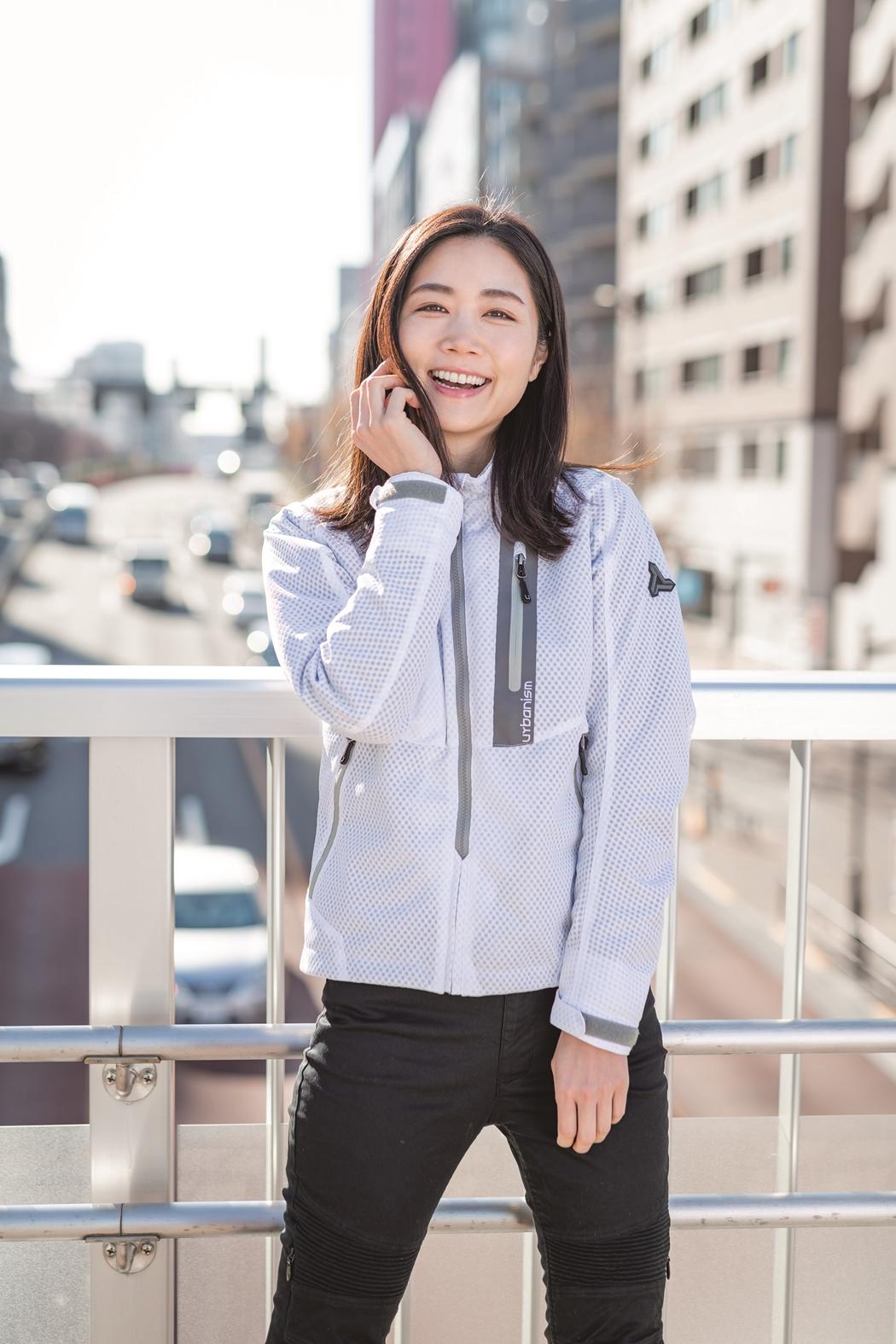 ライドメッシュジャケット [FOR WOMEN]【2020 春夏】 urbanism UNJ-078W (レディース)