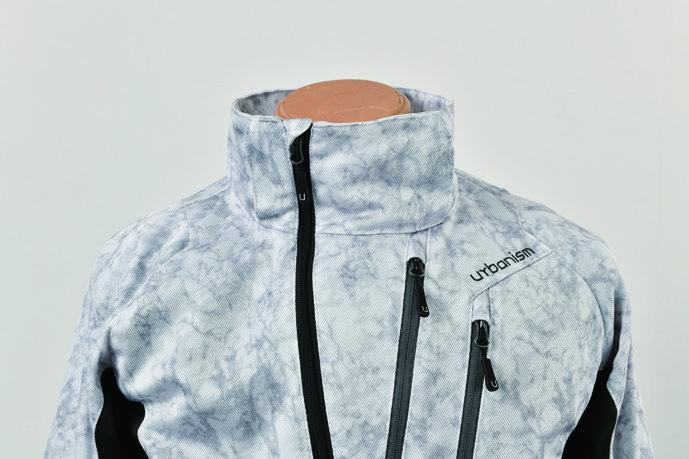 フードメッシュジャケット【2020 春夏】 urbanism UNJ-079 (メンズ)