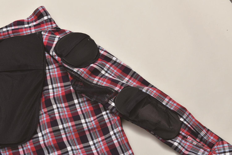 【先行予約受注受付中!3月〜4月頃発送開始予定】 プロテクションレギュラーカラーシャツ 【2021 春夏】 Rosso StyleLab ROJ-103 (レディース)