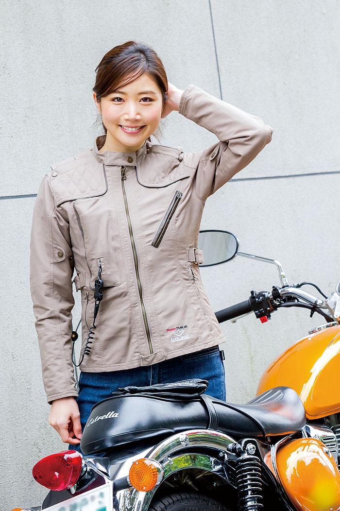 【今だけ15%オフ!7/17〜8/16まで】 ROSSO×hit-air コラボプロテクトジャケット【オールシーズン】 Rosso ROJH-002 (レディース)