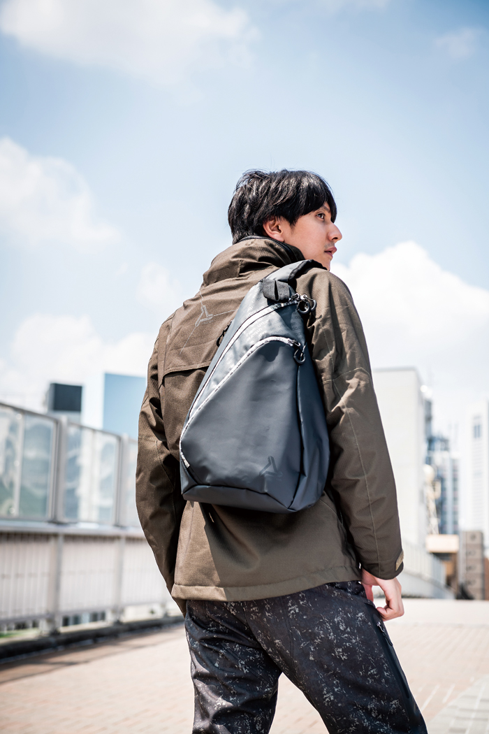ワンショルダーバッグ【オールシーズン】 urbanism UNK-906 (メンズ)
