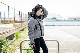 シティライドソフトシェルジャケット [ FOR WOMEN ]【2020-2021 秋冬】 urbanism UNJ-083W (レディース)