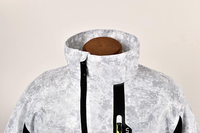 フードメッシュジャケット【2019 春夏】