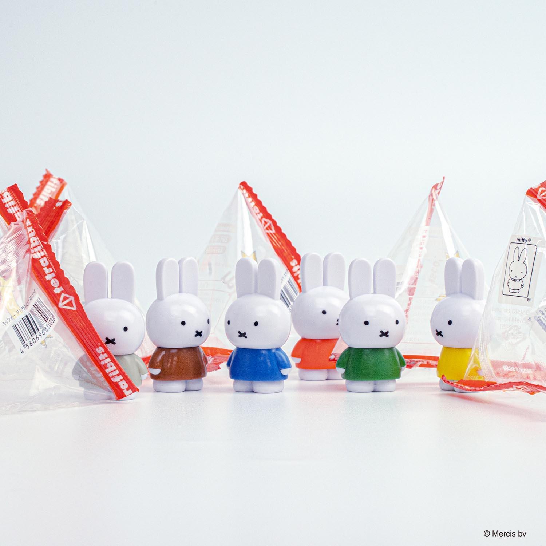 ミッフィ テトラフィビッツ (スタンダード) 12個セット (6カラー×2個)