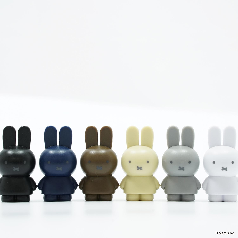 ミッフィ テトラフィビッツ (ソイル) 12個セット (6カラー×2個)