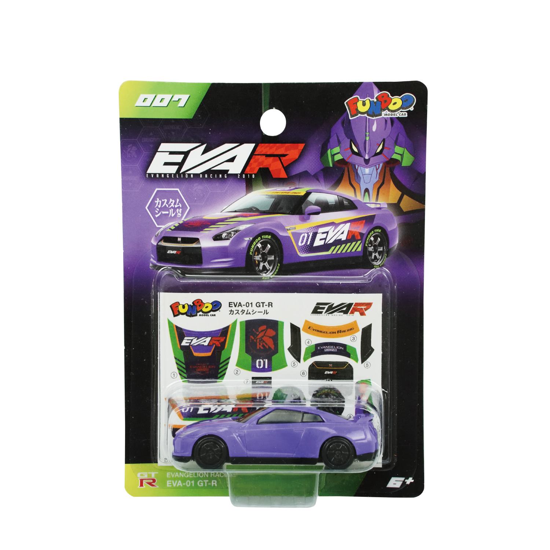 FUNBOO EVANGELION RACING GT-R 12個セット (6カラー×2個)