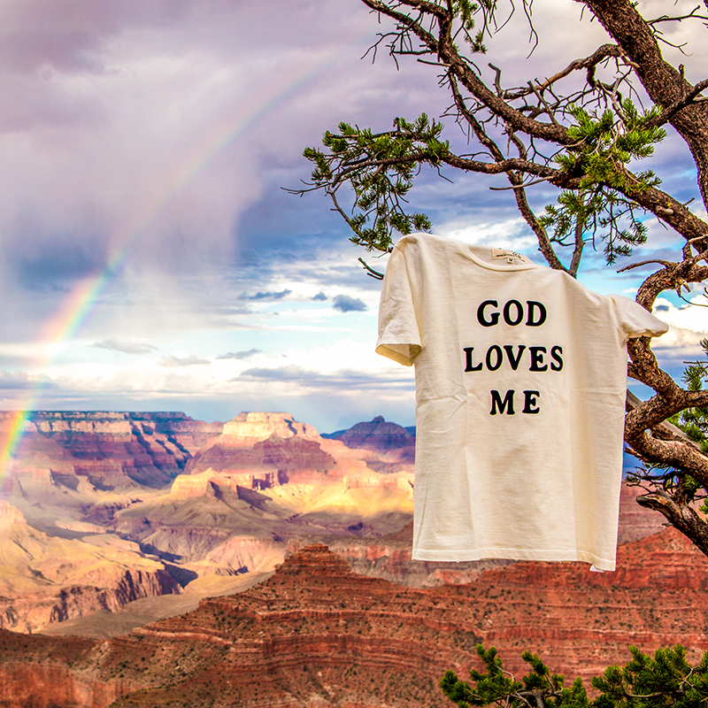 《SOLD OUT》GOD LOVES ME -TS
