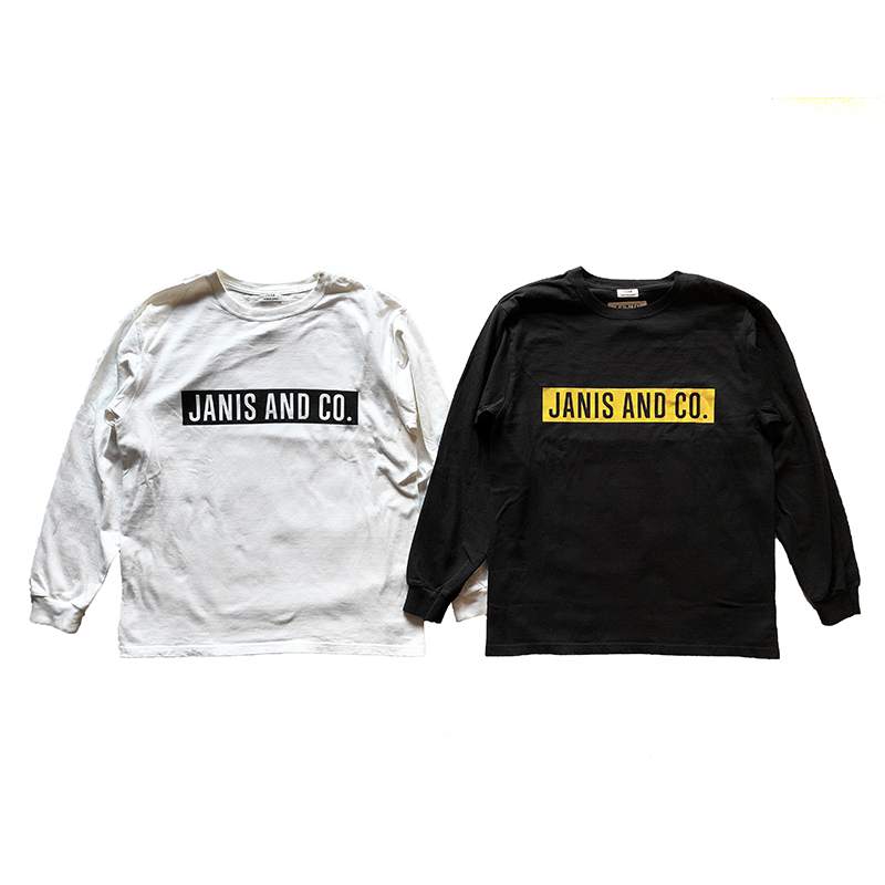 《SOLD OUT》EXTENSION L/S TEE